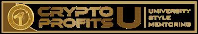 Crypto Profits U - Logo - 400x70