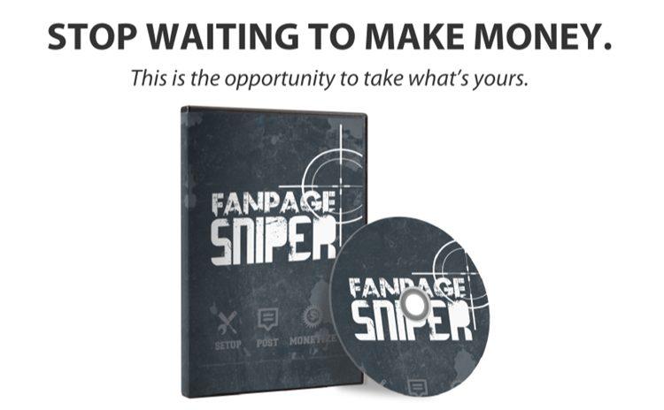 FanPage Sniper