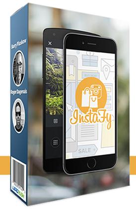 Instafy logo