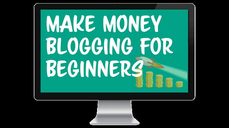 Make Money Blogging for Beginners-min
