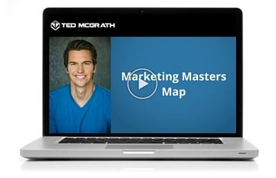 Marketing Masters Map