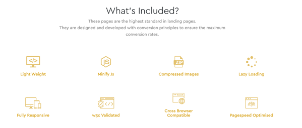 Screenshot 2019 07 01 Landing Page Legends Tim Burds BEST Ever Landing Pages