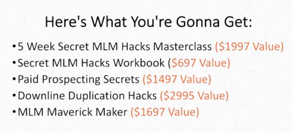 Screenshot 2019 07 23 Get Started With Secret MLM Hacks