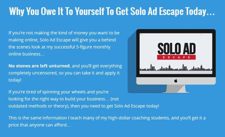 Solo Ad Escape2