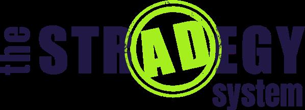 The StrADegy System Logo Transparent