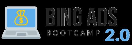 Bing ads bootcamp 2 logo transparent